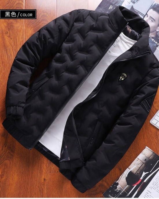 Mens Fendi Quilted style short jacket