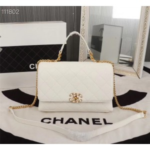 Chanel Sling Double flap bag